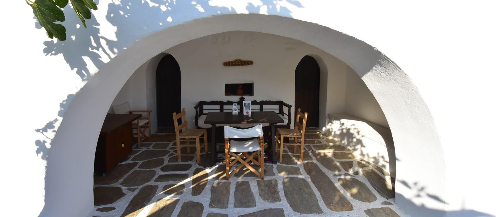 best accommodation ios greece